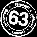 Cafe 63 Logo